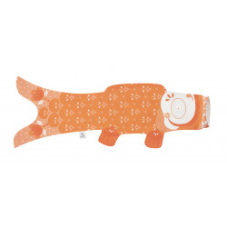koi carp-shaped windsock mandarin, MANDARIN