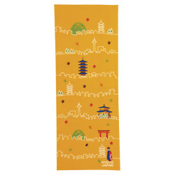 Cotton hand towel, TENUGUI THE KYOTO