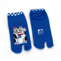 Japanese tabi cotton socks, MANEKINEKO