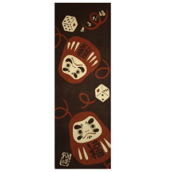 Cotton hand towel, TENUGUI, DARUMA