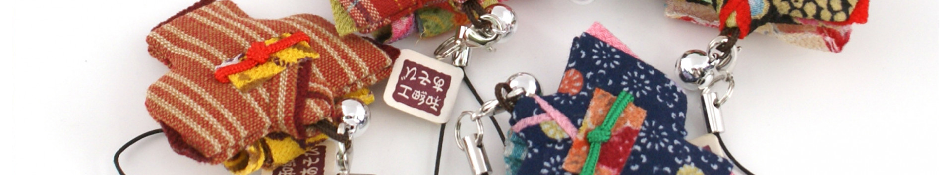 Phone charms from Japan