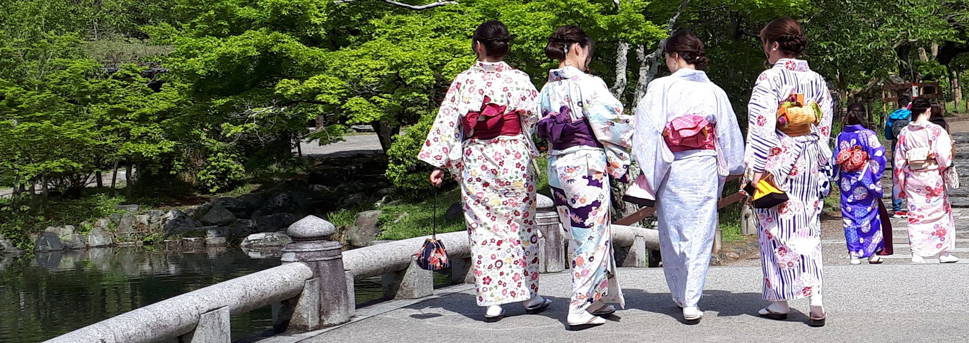 japanese ladies' yukata 100% cotton